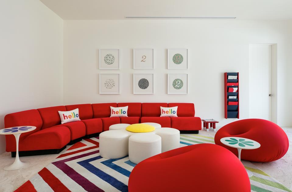 Lisa Perry's interior design