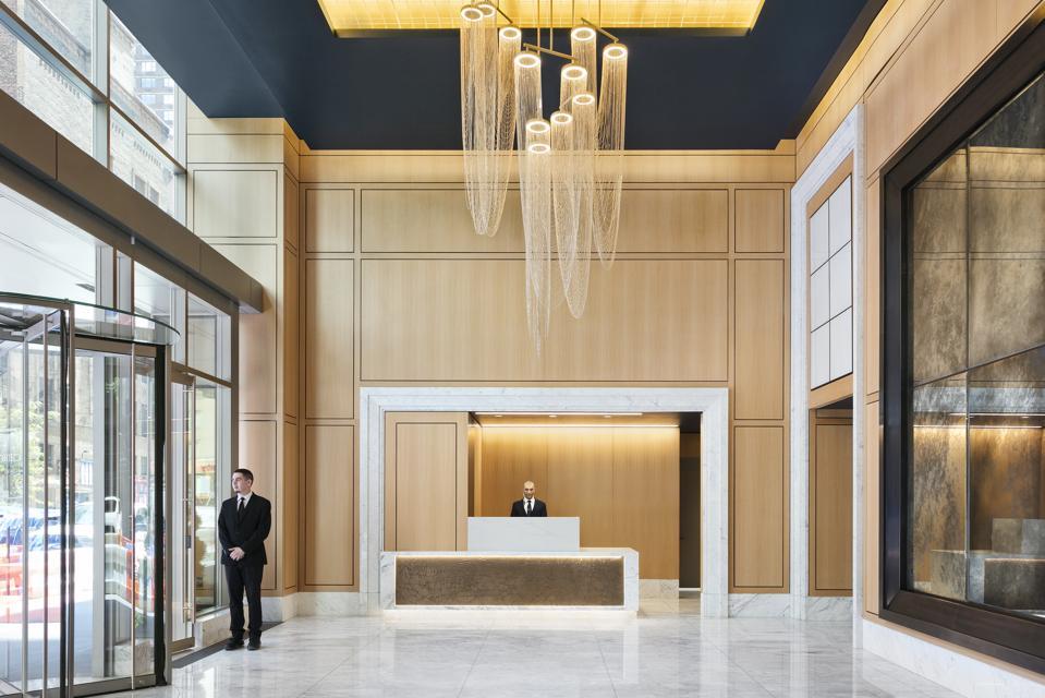 The Alyn Lobby