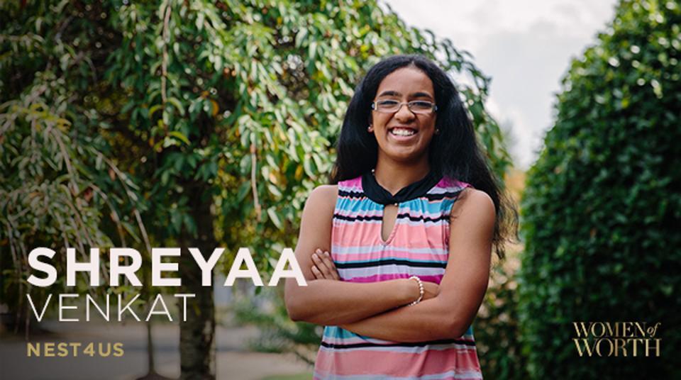 Shreyaa Venkat, Founder Nest4Us