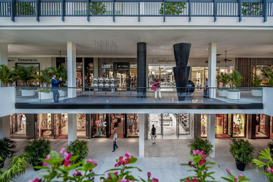 Sunny Isles Beach provides the perfect hub for a retail splurge.