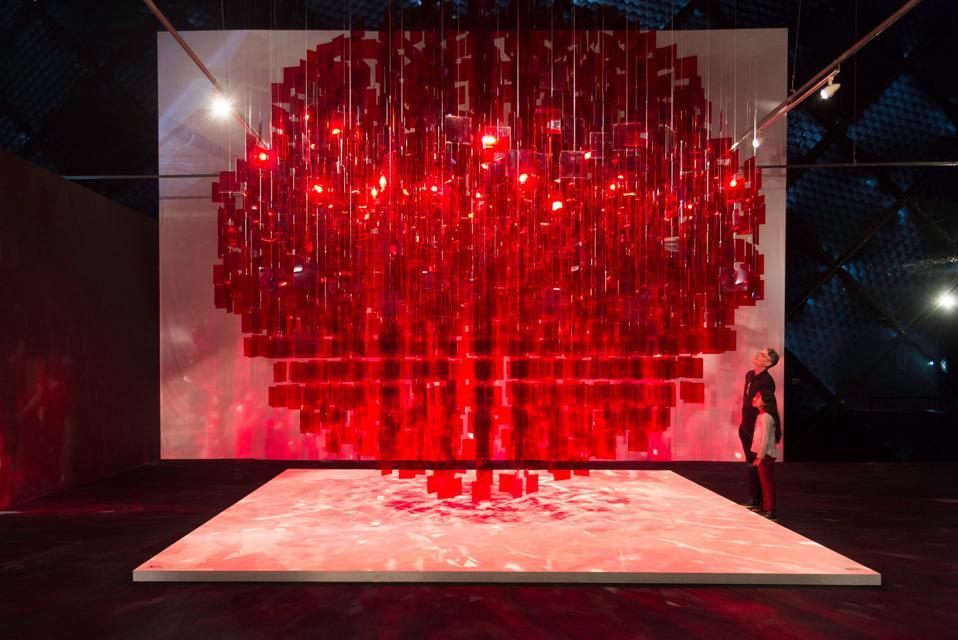 Luz do Mundo, Bienal de Curitiba