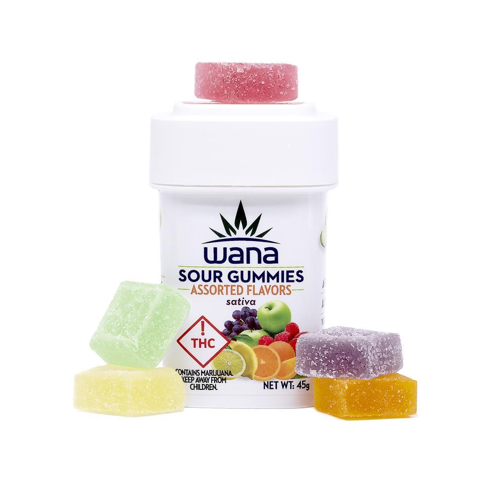 Wana Brands, cannabis gummies, edibles, cannabis