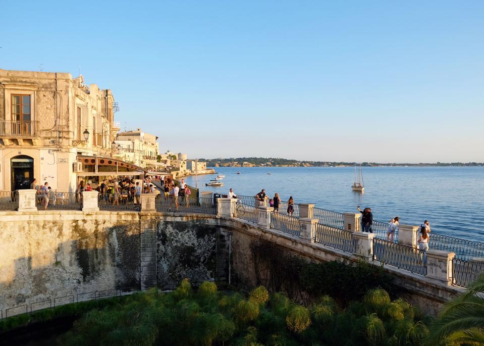 Ortigia, Siracusa, Sicily