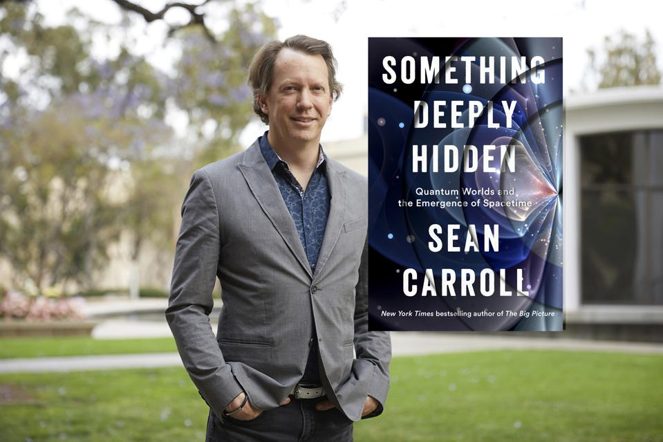 Cal Tech physicist Sean Carroll