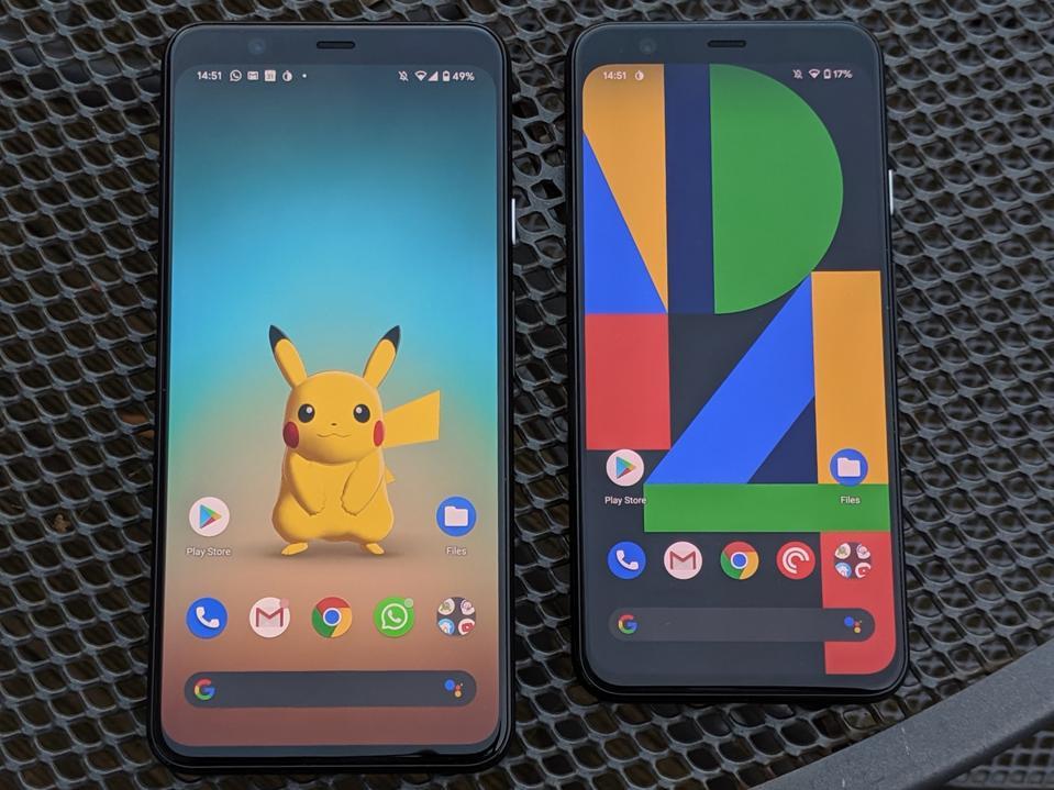 Pixel 4 review, Pixel 4 XL review, Pixel 4 battery life