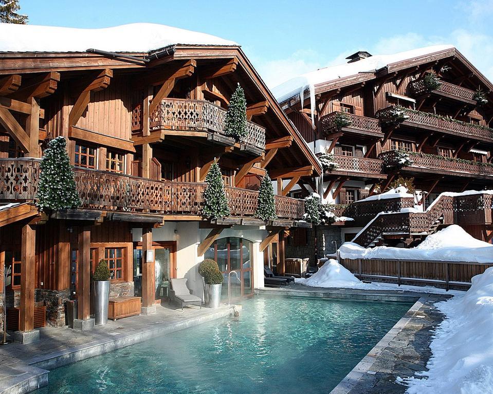 Les Chalets du Mont d'Arbois, a Four Seasons Hotel