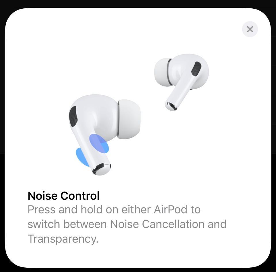 Emaan Eastwood Airpods Volume Control Apple Tv