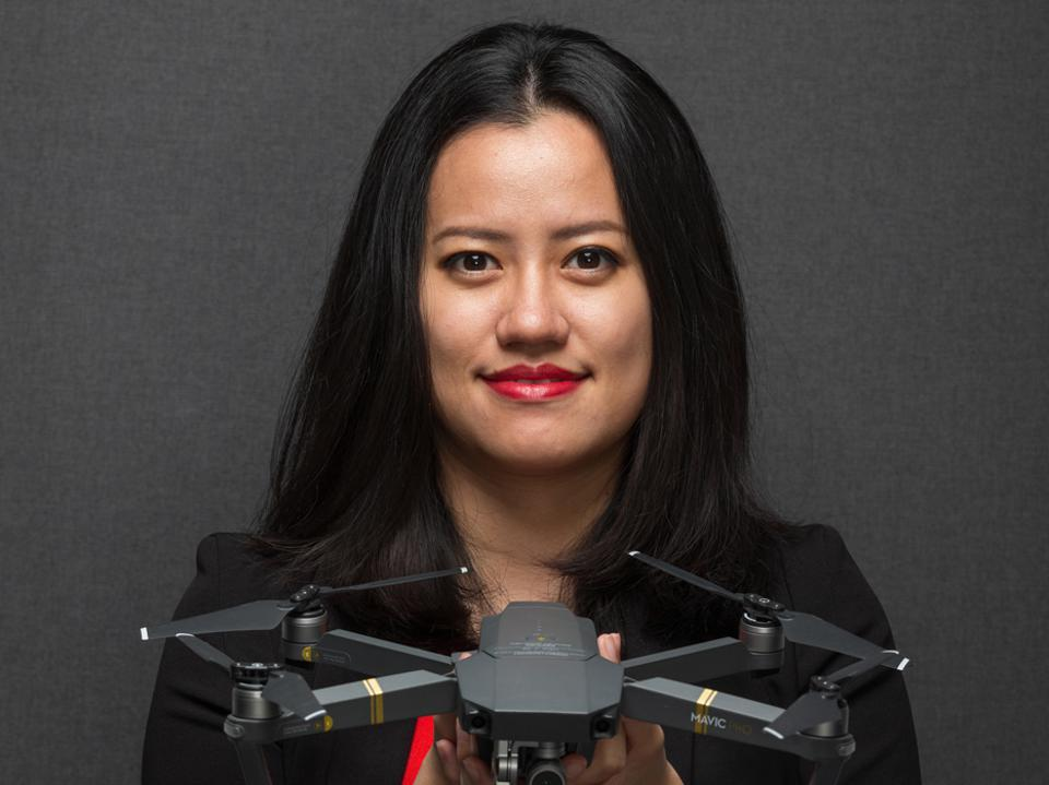 Meet Pae Natwilai, The Under 30 Honoree Changing The Game For Drone Data