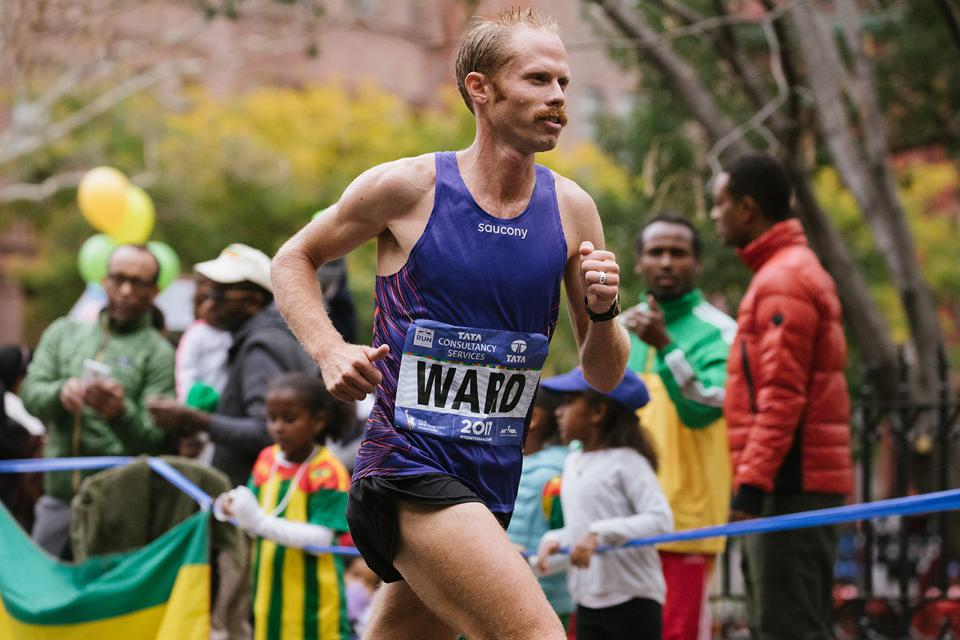 Not many marathoners have a Master's in Statistics, but that is what Jared Ward applies to his training and race approach as he looks to make the 2020 Olympic team.