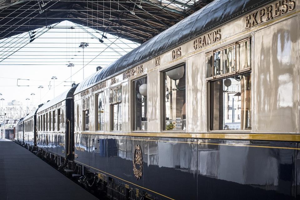 Orient-Express train