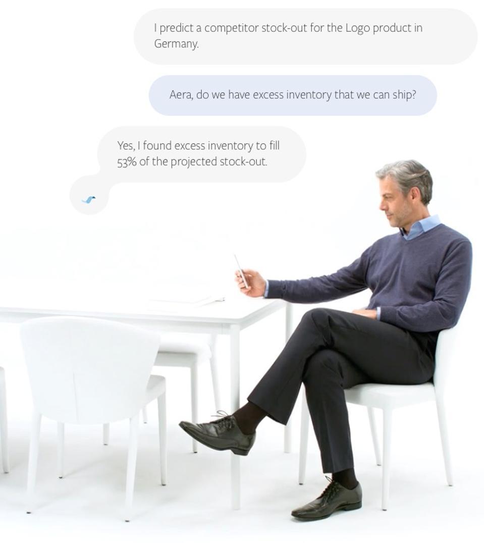 Aera is a digital brain for the Self-Driving Enterprise