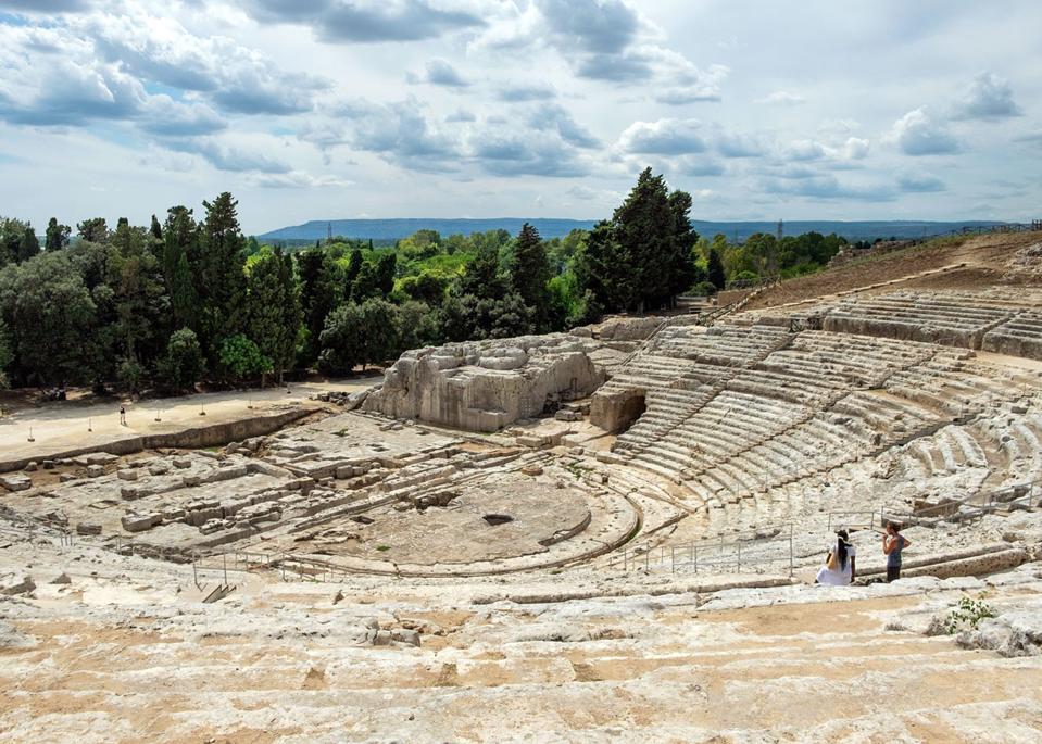Neapolis Archeological Park