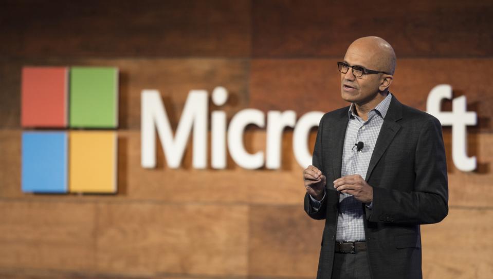 Microsoft Annual Shareholders Meeting