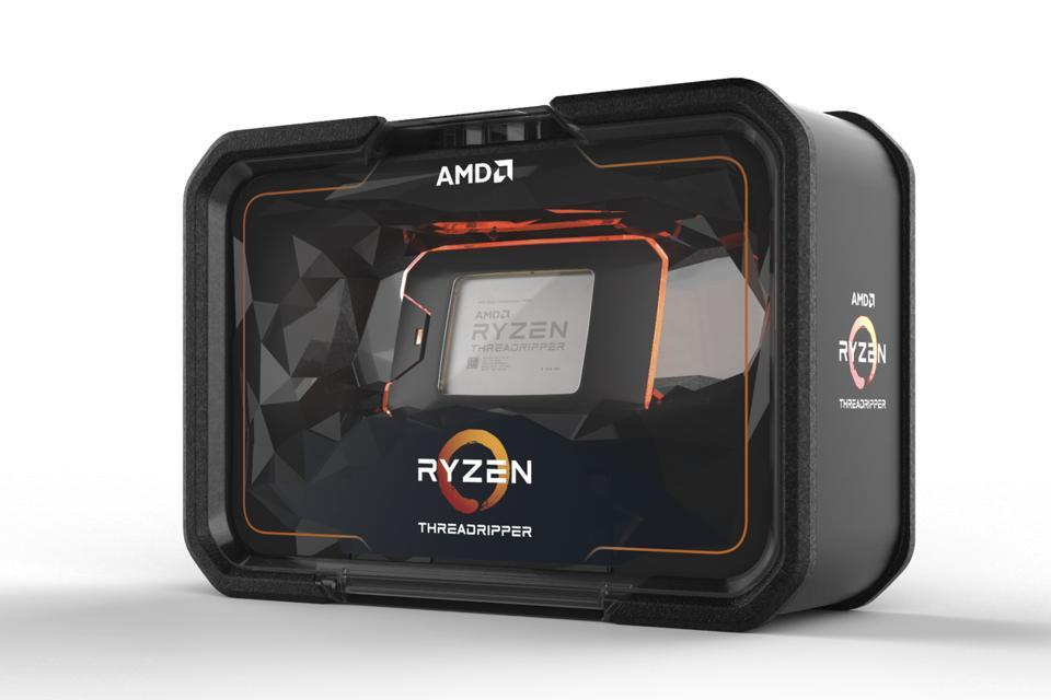 AMD Threadripper packaging