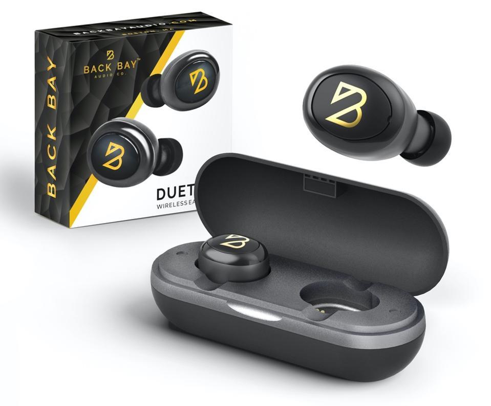 Back Bay Duet 50 earbuds