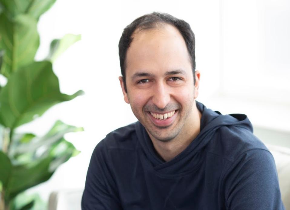 Dan Vahdat, CEO and founder of Medopad.