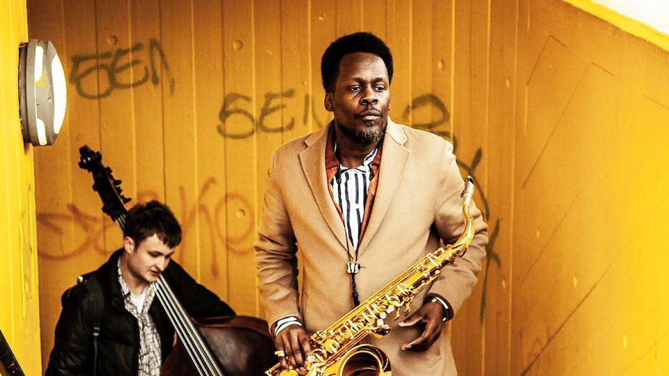 The Steve Williamson Trio will perform at Pizza Express in Soho for the EFG London Jazz Festival