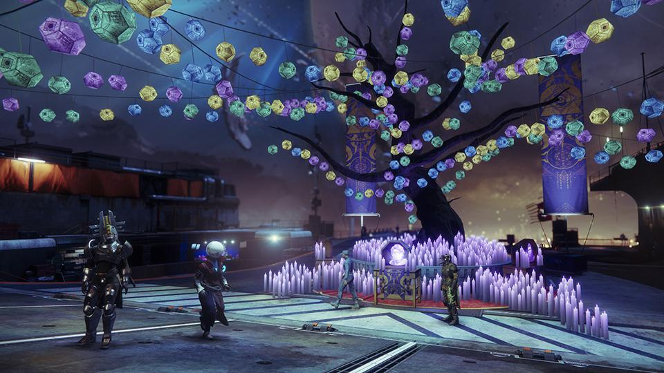 Destiny 2 Festival Of The Lost 2020.Don T Miss Destiny 2 S Touching Kind Of Hidden Festival Of