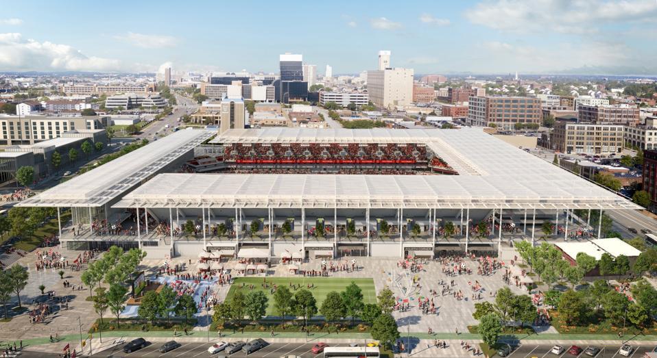 MLS stadium St. Louis MLS4TheLou