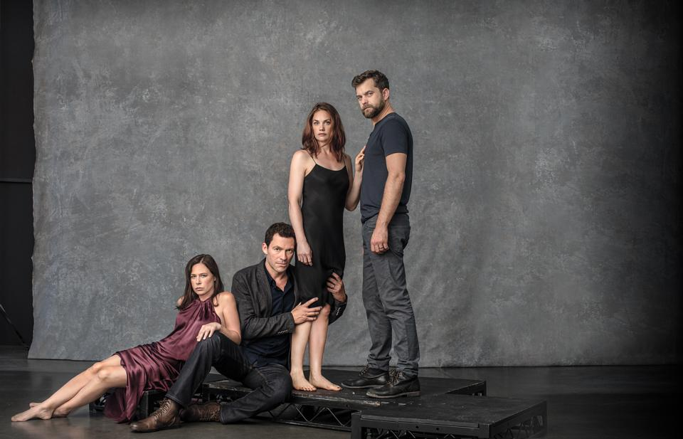 Maura Tierney, Dominic West, Ruth Wilson, Joshua Jackson, Sarah Treem, The Affair, series finale Showtime