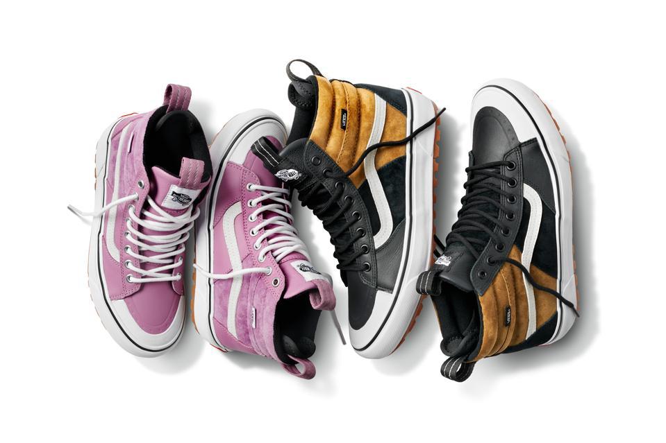 Vans Winter Sneakers