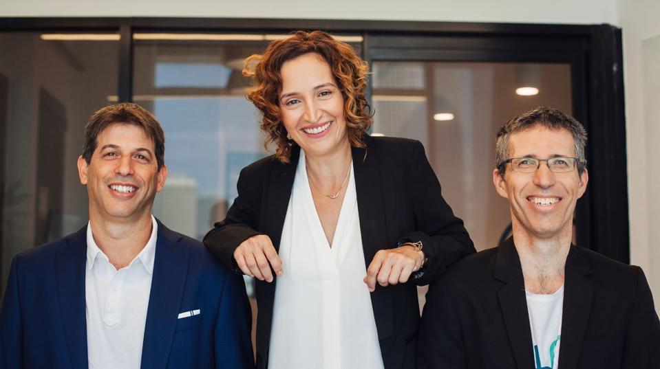 Insight Partners, Israel, Papaya Global, Bessemer Venture Partners, payroll