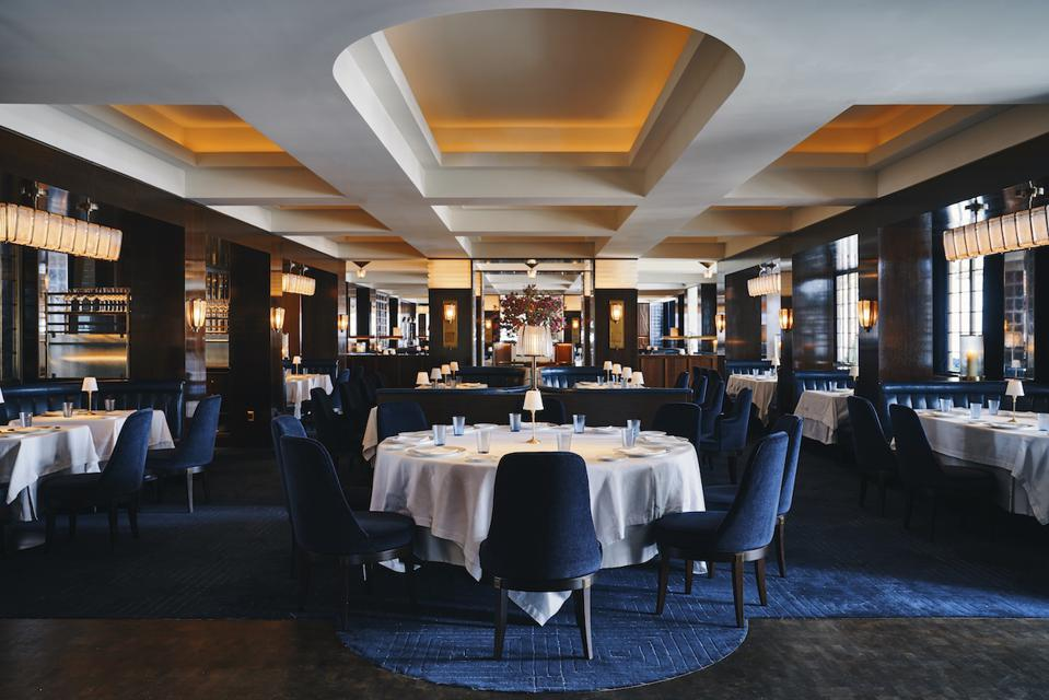 Luxe Thanksgiving Reservations At New York City Restaurants
