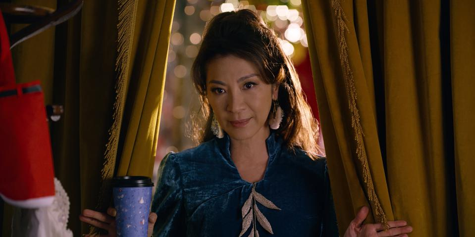 Michelle Yeoh in 'Last Christmas.'