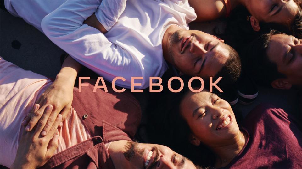 Facebook has a new logo.