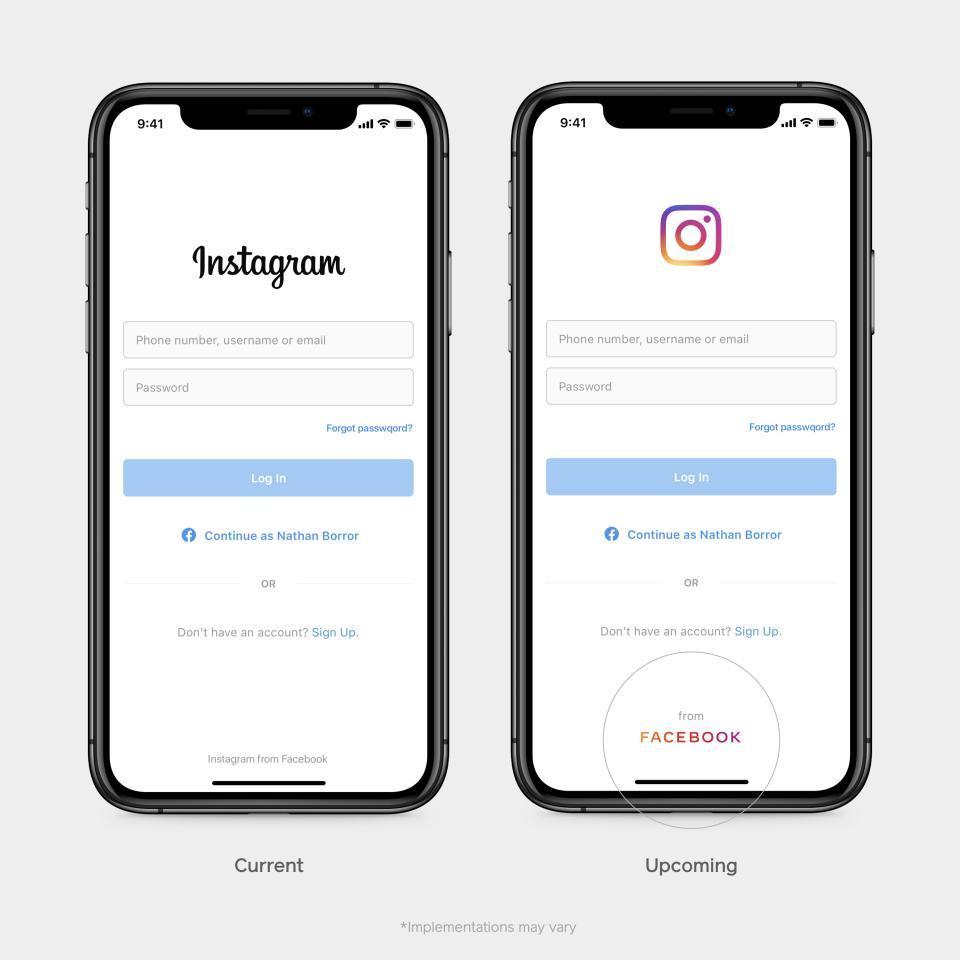 How Facebook's branding changes will impact Instagram