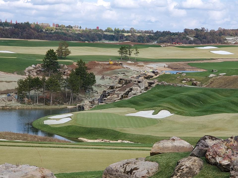 Payne's Valley Golf course