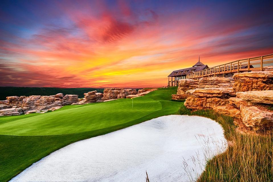Mountain Top golf course