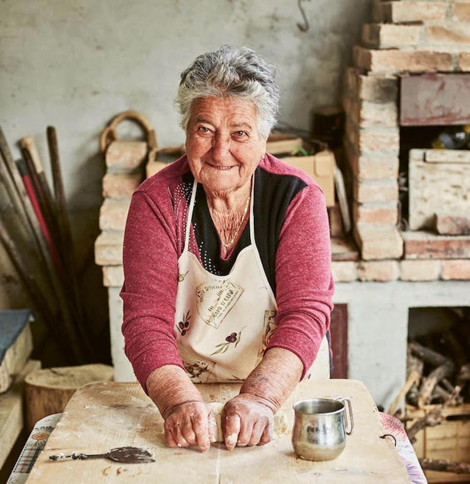 New Book Reveals Secrets Of Italy's Pasta Grannies