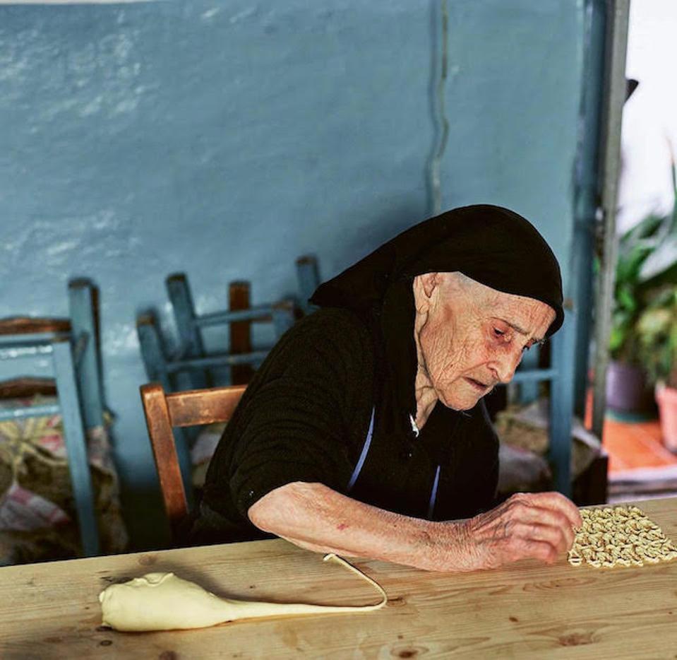 Pasta Granny Cesaria