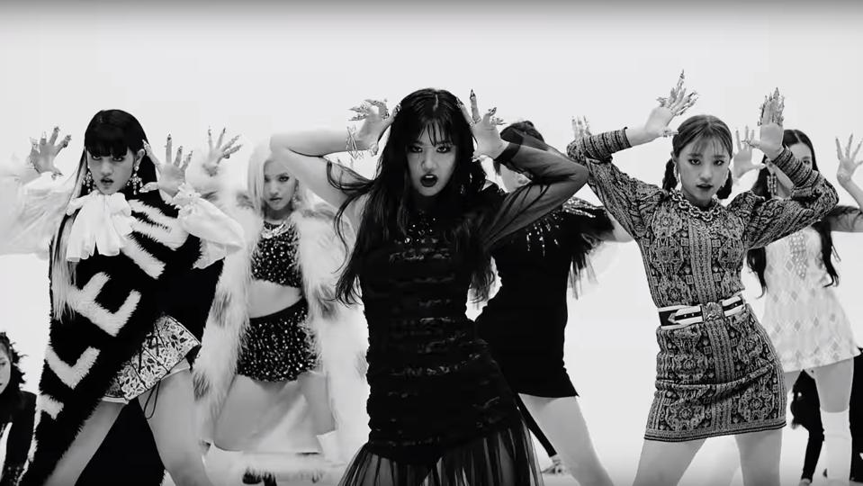 (G)I-DLE, ″Lion″ Music Video