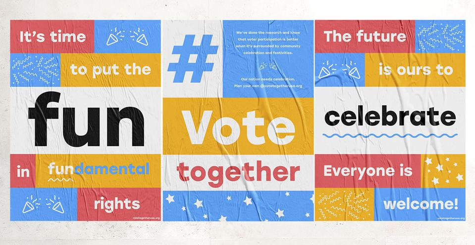 The Vote Together campaign
