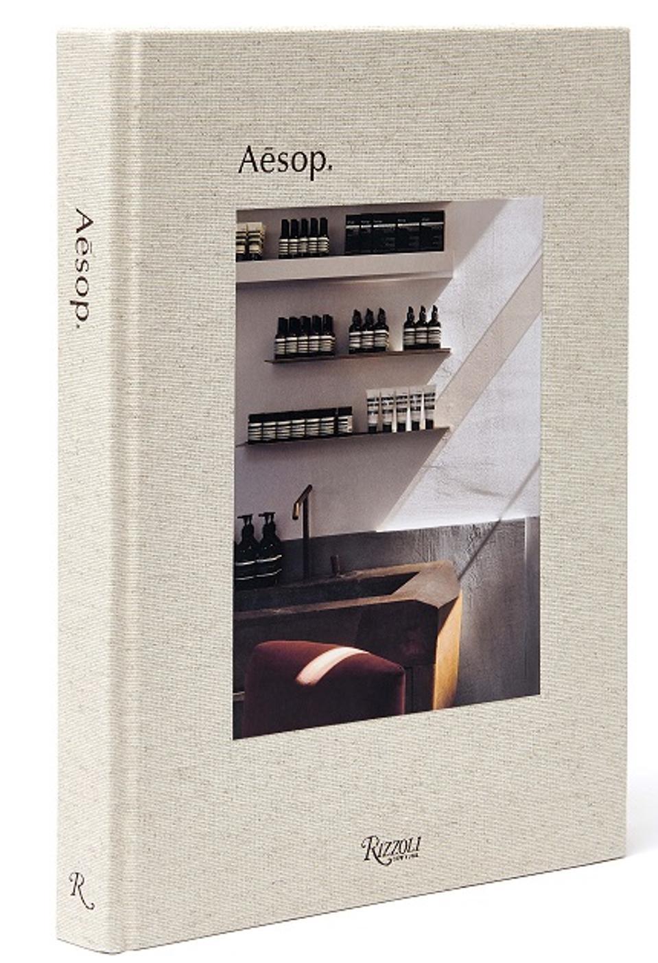 The ″Aesop″ book (Rizzoli)
