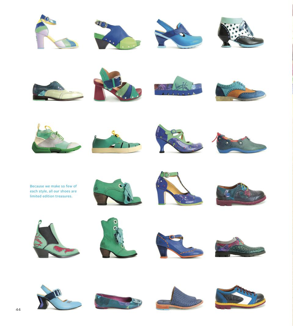 john fluevog shoe shoes design designer