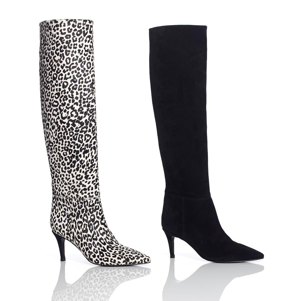 Bottes Elizabeth Sulcer x Marc Fisher LTD Ginniely et Ginnie