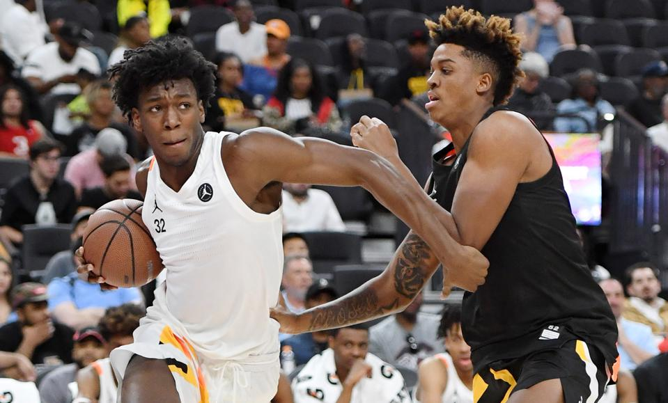 The Knicks Already Lead The Tanking Race For Memphis Big Man James Wiseman