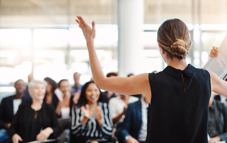 Use These 4 Tips To Elevate Your Next Presentation From Good To Great