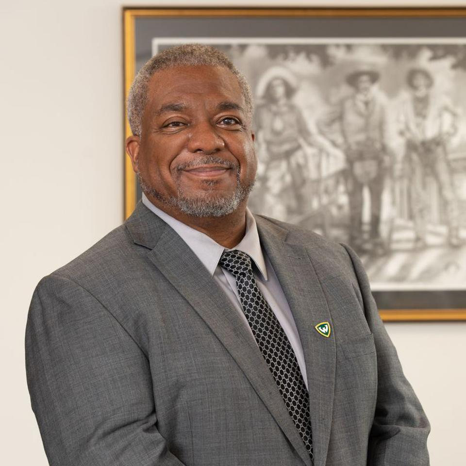Dr. Keith Whitfield, Provost and Sr. Vice President for Academic Affairs