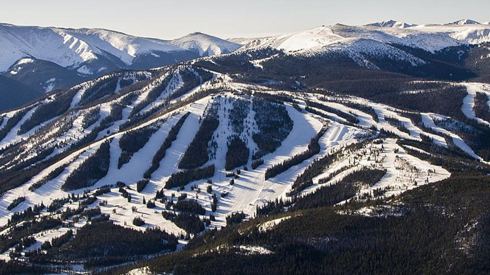 The terrain at Winter Park suits skiers of every ability level.