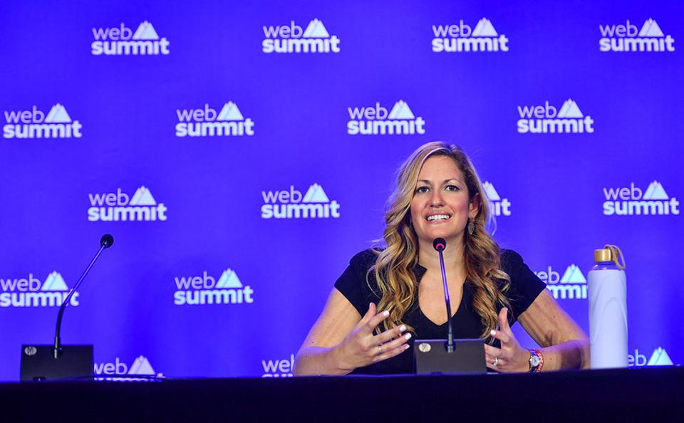Kate Brandt pushed on Google's sustainability record