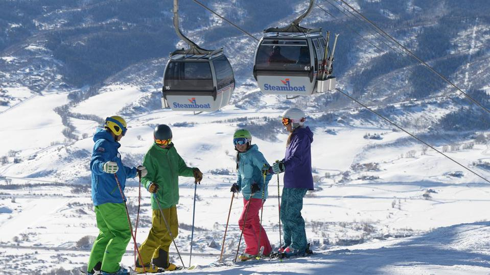 Steamboat offers excellent conditions for skiers and riders year after year.