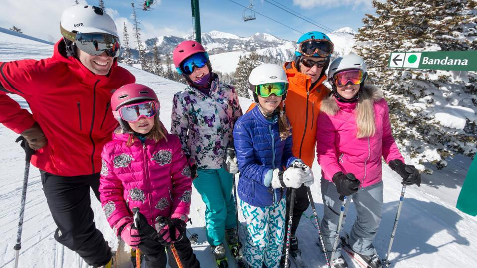 Deer Valley Resort has trails for skiers of every ability level.