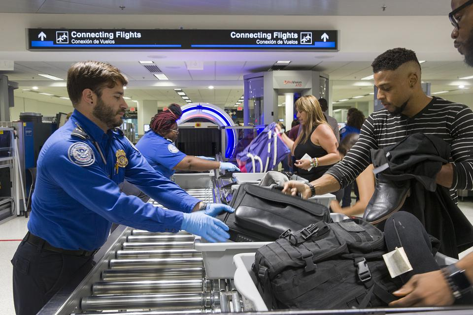 TSA Check: Self-Service Checkpoints And Fewer Pat-Downs? Yes, Please.