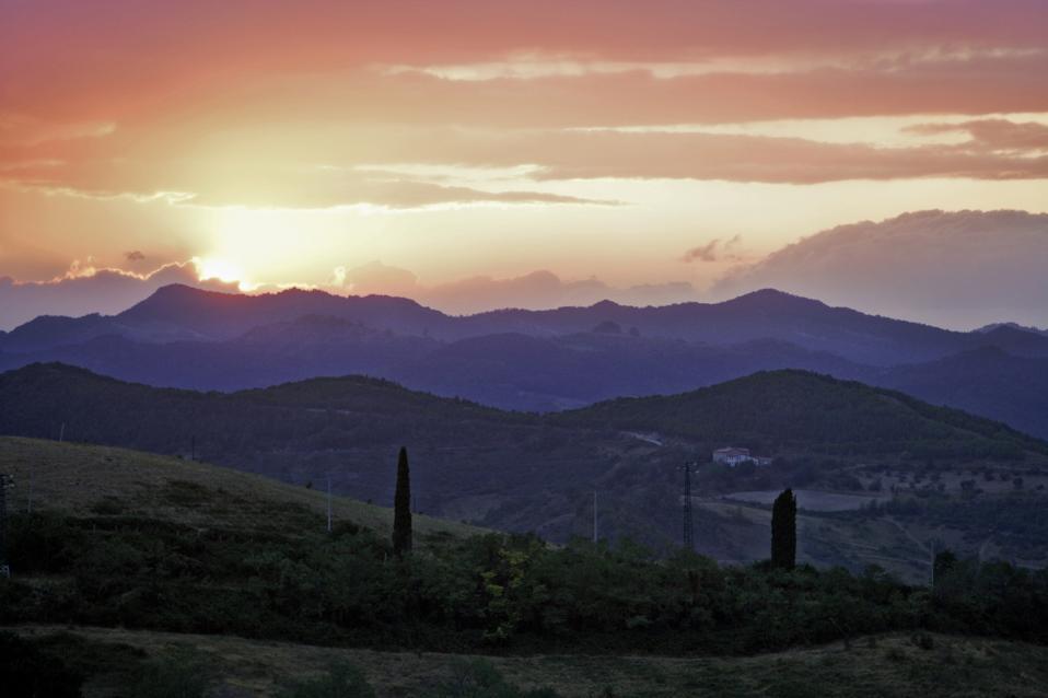 The Apennine peaks of Emilia-Romagna