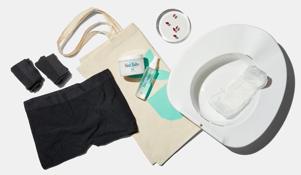 Inside a Bodily kit
