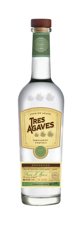 Tres Agaves Organic Reposado Tequila